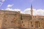 Dentro del castillo también se puede encontrar una mezquita. Nunca se sabe cuándo es necesario rezar.