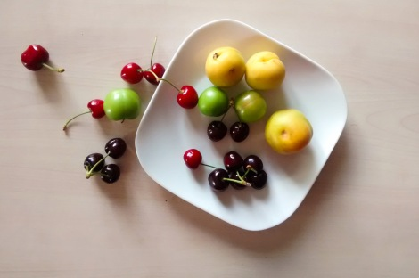 Frutas primaverales