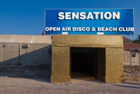 La discoteca sensación del verano.