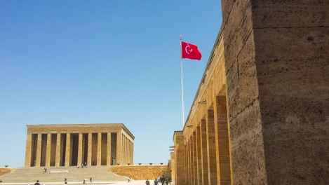 Mausoleo de Ankara