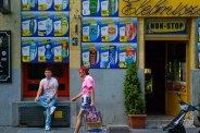 De compras en Budapest