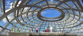 Techo del Reichstag