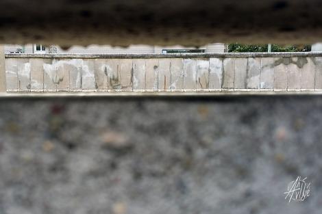 El doble muro de Berlín