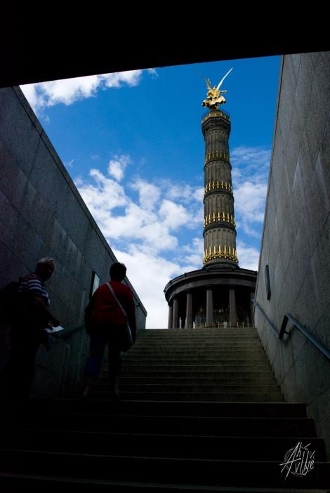 Colmna de la Victoria Berlín