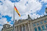 Entrada del Reichstag
