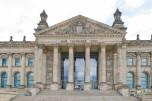 Fachada del Reichstag
