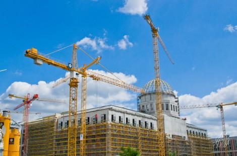 Consrucción Berlín
