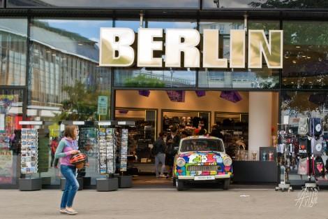 Souvenirs de Berlín