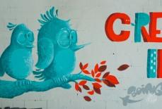 Pájaros nerds.