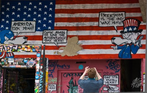 Graffiti EEUU
