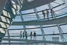 Visita al Reichstag