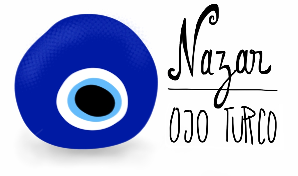 Nazar, Ojo Turco