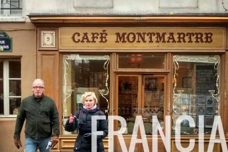 Café en Francia