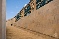 Escalerita en La Valletta