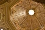 Cúpula de una de las -tantas- iglesias