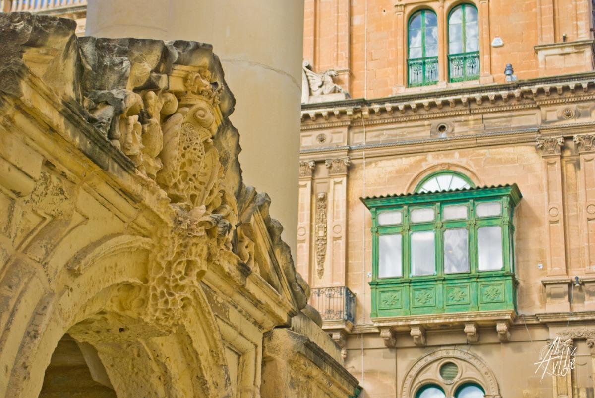 Balcones de Malta