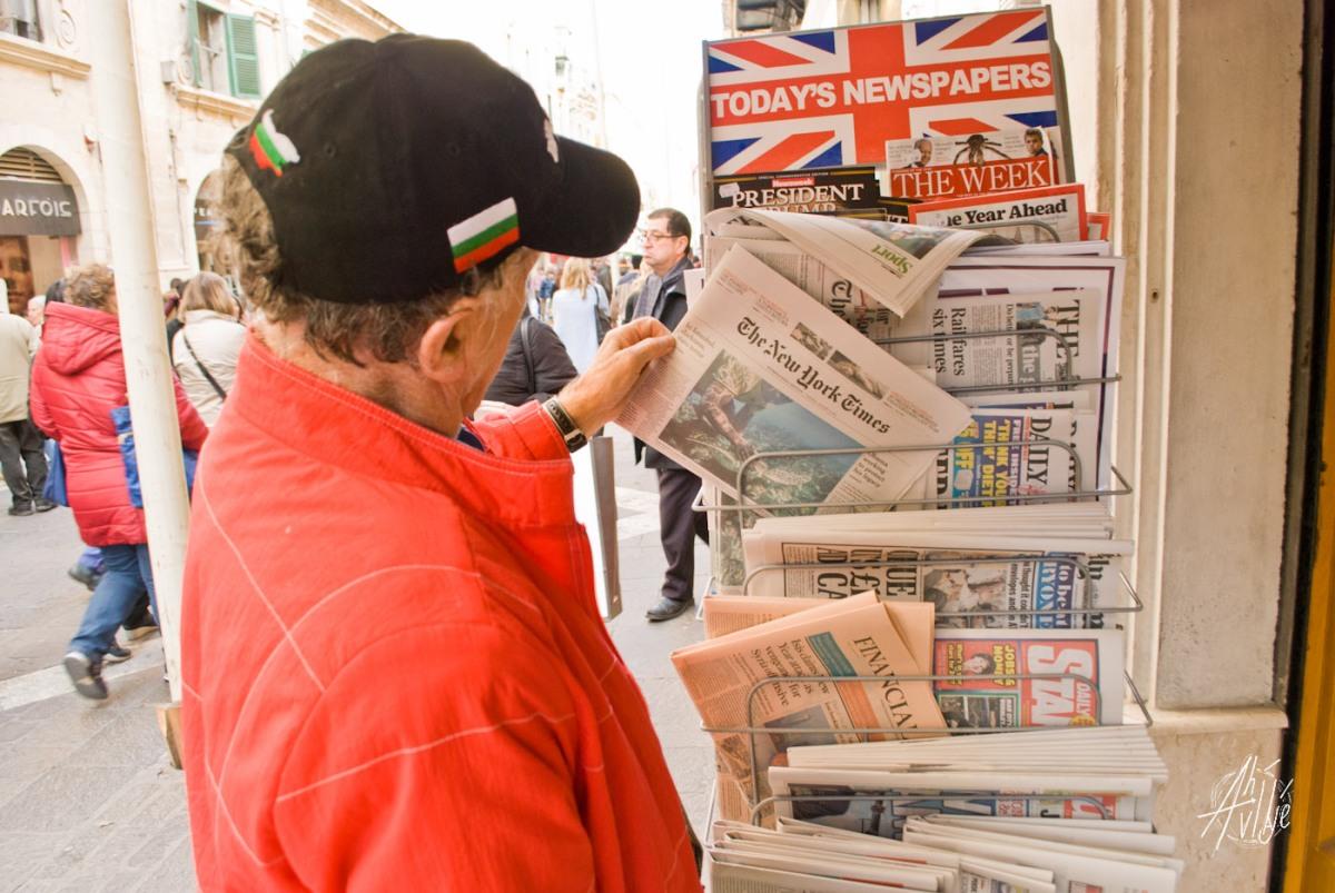Los diarios del día