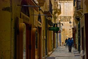 Callejones de La Valletta