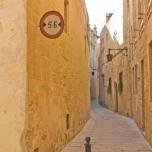 Caminito en Mdina