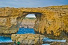 La Azure window.