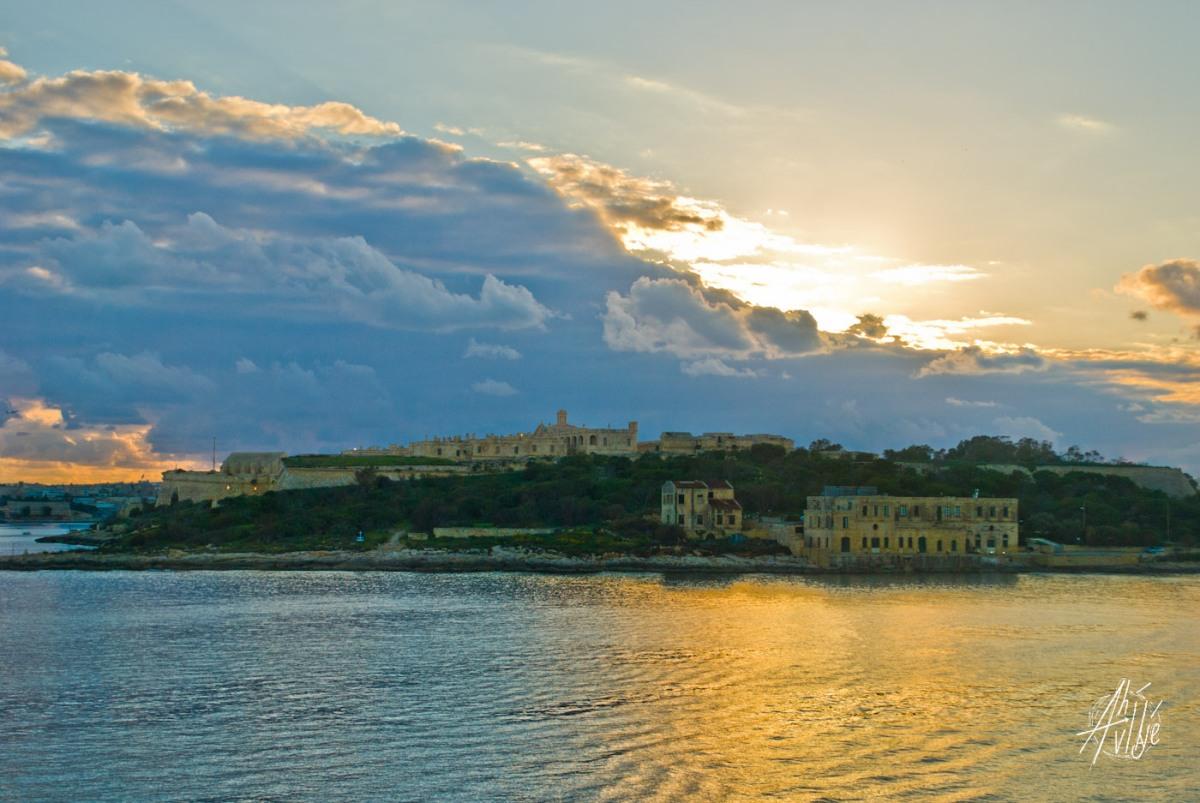 Atardeceres en Malta