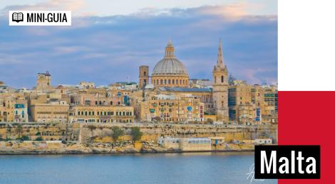 Mini guía de Malta