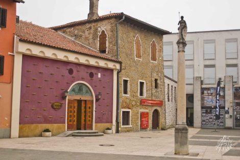 Casa Carpaccio, Koper, Eslovenia