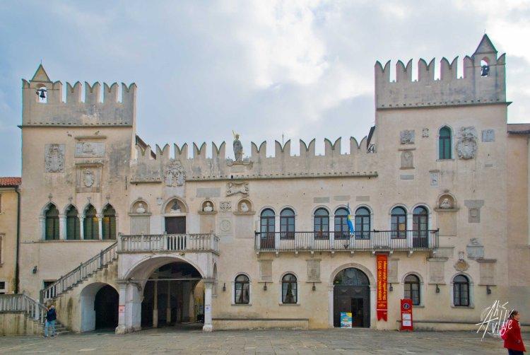 Palacio Pretoriano, Koper