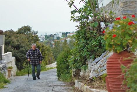 Anciano Ikaria