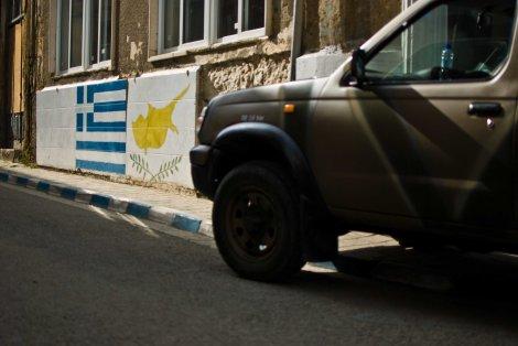 Puesto militar Nicosia