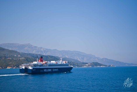 Ferry Helllenic Seaways