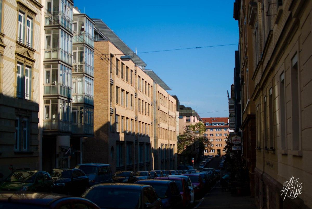 Calles Stuttgart