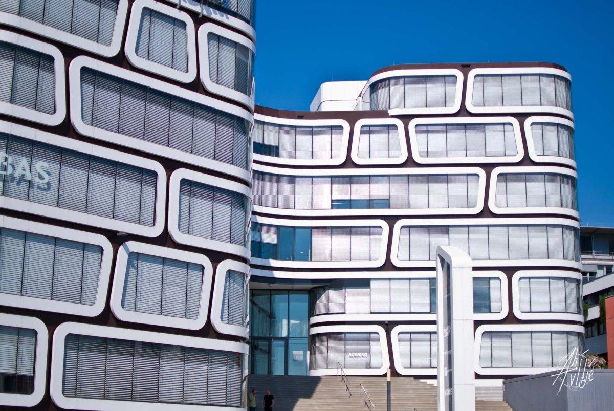 Más oficinas geométricas