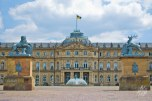 El castillo nuevo de Stuttgart es uno de los edificios emblemáticos pero ni idea qué hay ahí.