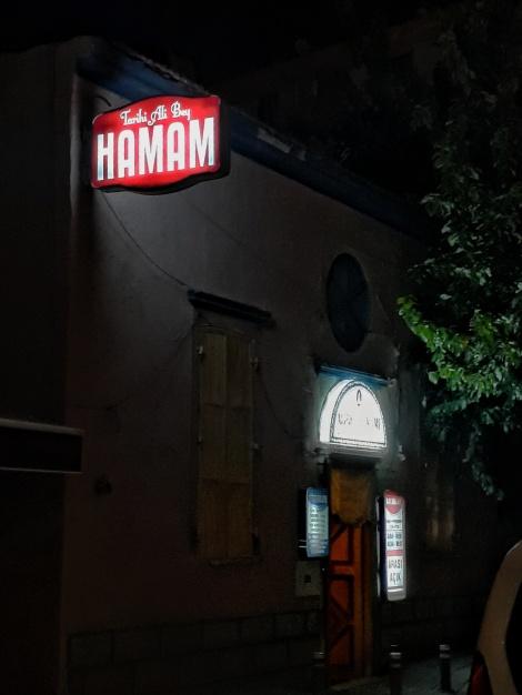 Hamam baño turco