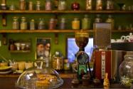 Café en Tehran