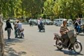 Motos en Tehran