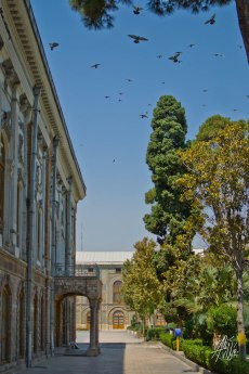 Palacio Golestán