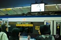 Metro de Mujeres en Tehrán
