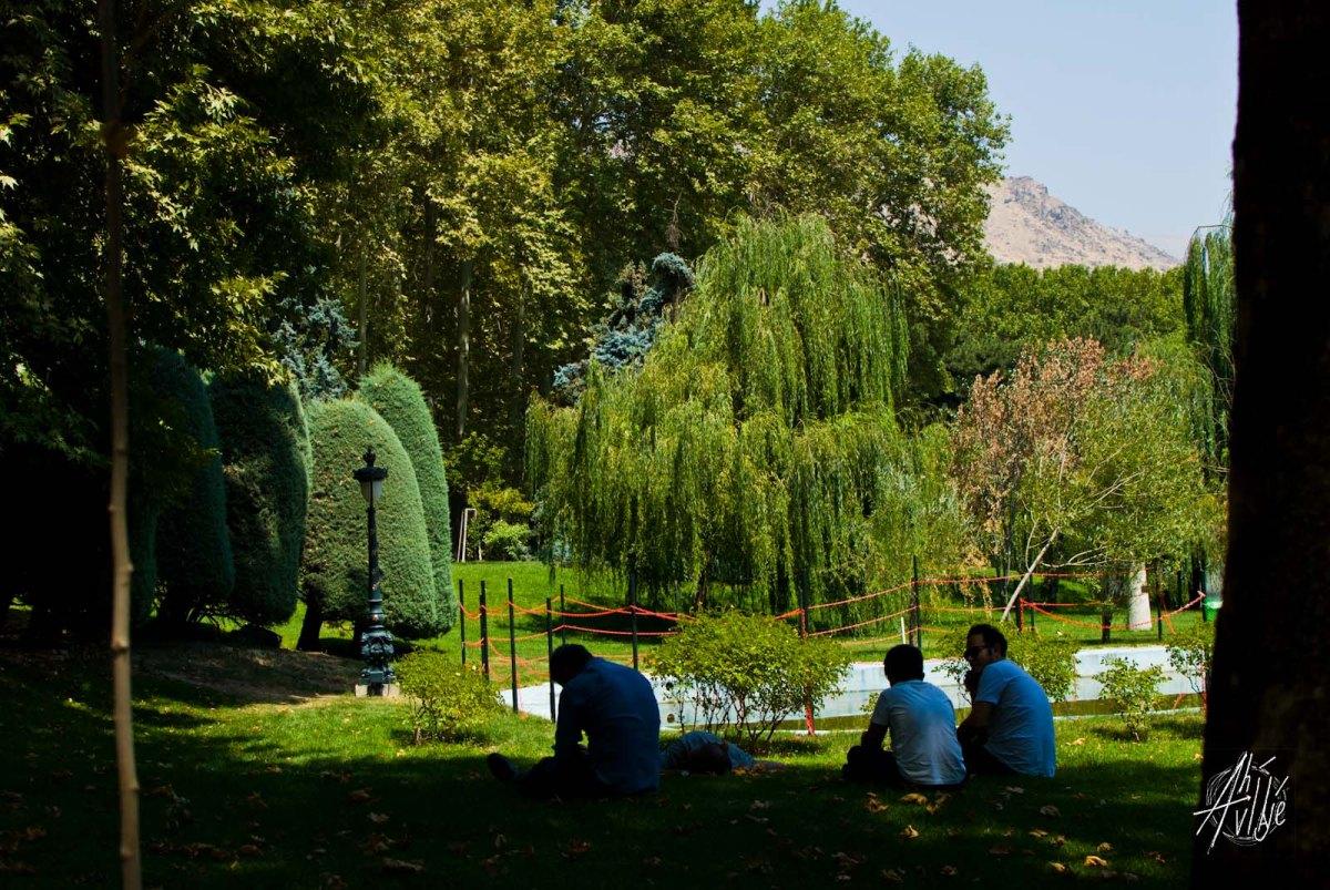 Parque de Tehran