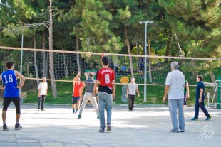 Voleyball en Irán