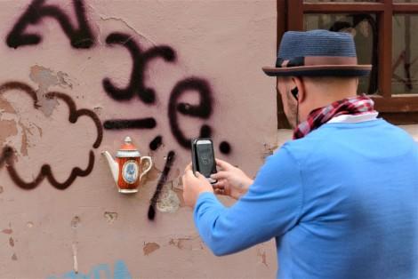 Foto con el celular