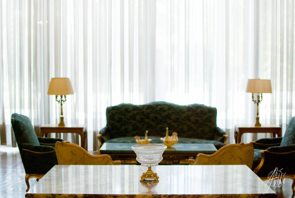 Sala de estar del palacio