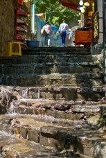 Escalera de Darband