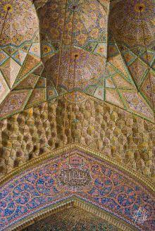 Geometría Mezquita Rosa