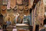 Tienda de alfombras en Shiraz