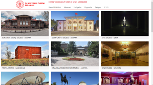Museos Virtuales de Turquía